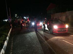 Razia rutin mencegah potensi Kriminal menjelang Pilkada 2018