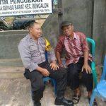 KEGIATAN SAMBANG/DDS POLSEK BENGALON POLRES KUTAI TIMUR