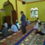 Polres Kutai Timur Polsek Sangatta Utara melaksanakan kegiatan keagamaan