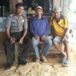 Polres Kutai Timur Polsek Muara Bengkal melaksanakan kegiatan sambang (DDS )