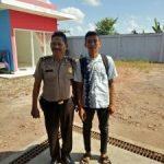 KEGIATAN SAMBANG POLSEK RANTAU PULUNG POLRES KUTAI TIMUR
