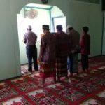 KEGIATAN AGAMA BHABINKAMTIBMAS POLSEK RANTAU PULUNG POLRES KUTAI TIMUR