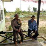 KEGIATAN SAMBANG/DDS BHABINKAMTIBMAS POLSEK RANTAU PULUNG POLRES KUTAI TIMUR