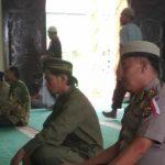 POLRES KUTAI TIMUR POLSEK MUARA WAHAU SUBSATGAS MANAGEMEN SOSIAL GIAT AGAMA
