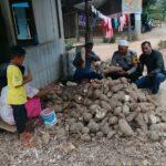 KEGIATAN BHABINKAMTIBMAS POLSEK RANTAU PULUNG POLRES KUTAI TIMUR