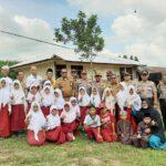 Pemerintah-Polres Kutim Gotong Royong Renovasi Ponpes Hidayatul Hikmah