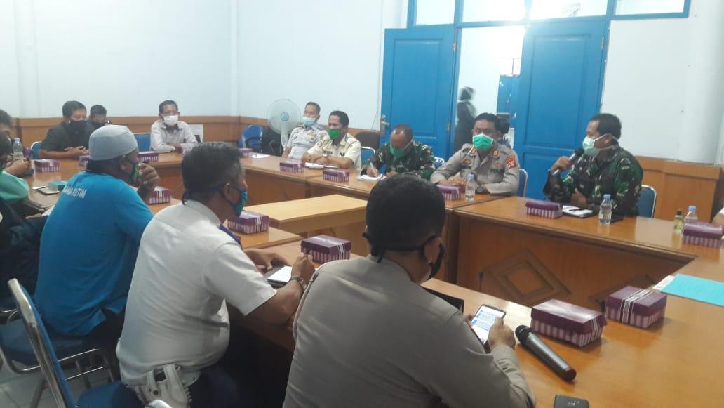 TNI-Polri Hadiri Rapat Bahas COVID-19 Bersama Organda