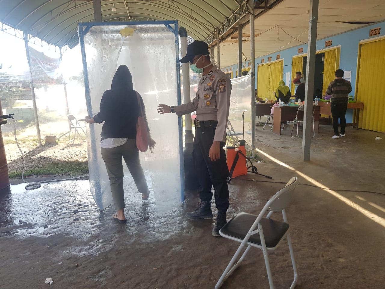 Pos Pemeriksaan Siaga di Tiap Kecamatan Cegah Virus Corona Menyebar