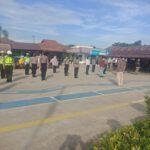 Ciptakan Rasa Aman, Polres Kutim Laksanakan Patroli Dialogis di Hari Raya Idul Fitri