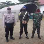 Sinegritas TNI – Polri Dalam Penanganan Covid – 19 Di Wilkum Polres Kutai Timur