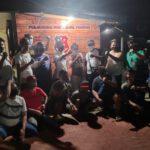 Polsubsektor Teluk Pandan Berhasil Amankan Pelaku KDRT