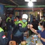 Polres Kutim Bersinergi Dengan Jurnalis Kutai Timur, Gelar Fun Bike Telusuri Jalan Kota Sangatta