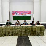 Kampanye Nasional 3M, Harap Cegah Penularan Covid – 19 Di Wilayah Hukum Polres Kutim
