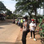 Disiplin Protokol Kesehatan, Polres Kutim Bersama Gabungan Forkopimda Laksanakan Operasi Yustisi