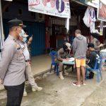 Operasi Yustisi, Tindak Pelanggar Protokol Kesehatan Yang Tidak Memakai Masker