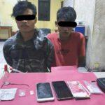 2 Pemuda 17 tahun Kedapatan Menyimpan Sabu 1,41 Gram