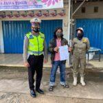 Polres Kutim Gelar Ops Yustisi, Masih Ditemukan Warga Tidak Mengenakan Masker