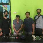 Karyawan Swasta Simpan Shabu-Shabu, Polsek Muara Bengkal Laksanakan Penangkapan