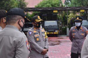 Berikan Pengarahan Kepada Pejabat Polres, Kapolres Kutim : Administrasi Harus Dibuat Detail