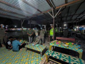 Terang Ketemu Gelap, Operasi Yustisi Terus Dilakukan Polres Kutim