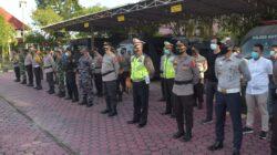 Polres Kutim Siapkan Ratusan Personil, Amankan Malam Takbiran