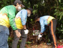 Peringati Hari Lingkungan Hidup Sedunia, Kapolres Kutim Bersama Unsur FKPD Tanam Seribu Poho