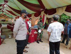 Tim Satgas Penanganan Covid-19 Tegur Penyelenggara Acara Pernikahan