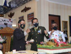 Sinergitas TNI-Polri di Bumi Kutai Timur, Kapolres Kutim Beri Kejutan
