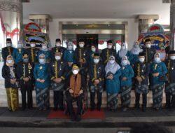 Kapolres Kutim Hadiri HUT Ke-22 Kabupaten Kutai Timur